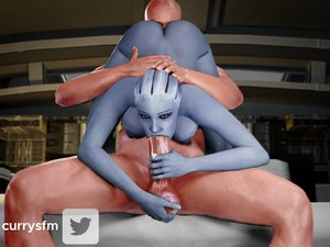 Rating: Explicit Score: 36 Tags: 69 alien alien_female alien_girl blue_eyes blue_skin cum_in_mouth currysfm liara_t'soni mass_effect white_male User: godswork