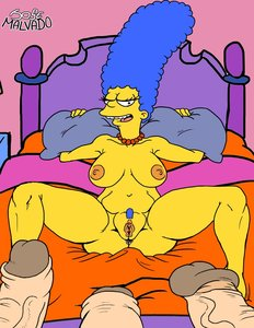 Rating: Explicit Score: 5 Tags: anus areola big_breasts big_penis big_white_cock bwc erection erect_nipples female imminent_sex josemalvado male marge_simpson milf nipples nude penis pubes pussy the_simpsons white_male yellow_body User: NigNogEnslaver